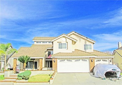 Rowland Heights Single Family Home For Sale: 2762 Pepperdale Drive