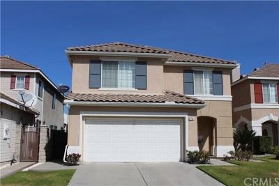 Chino Hills Single Family Home For Sale: 4250 Foxrun Drive
