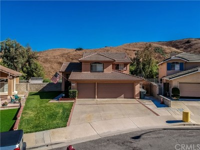 Chino Hills Single Family Home For Sale: 1773 Big Oak Avenue