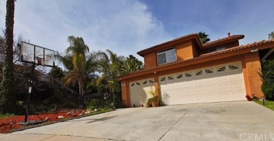 Chino Hills Single Family Home For Sale: 14680 Deep Creek Court