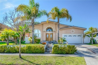 Torrance Single Family Home For Sale: 22117 Palos Verdes Boulevard