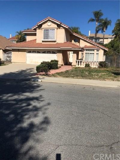 Walnut Single Family Home For Sale: 20955 E Granite Wells Drive