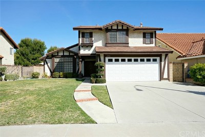 Rowland Heights Single Family Home For Sale: 17779 Calle Barcelona