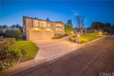 Glendora Single Family Home For Sale: 425 Oak Knoll Drive