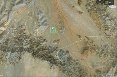Barstow CA Residential Lots & Land For Sale: $44,900