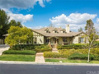 Chino Hills Single Family Home For Sale: 2976 Versante Te
