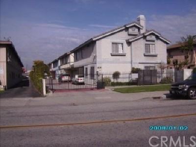 El Monte Condo/Townhouse For Sale: 2631 Meeker Avenue