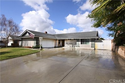 Rancho Cucamonga CA Single Family Home For Sale: $445,000