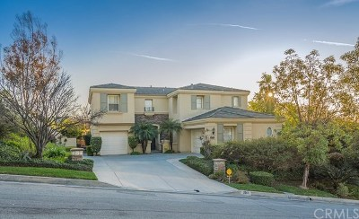 West Covina Single Family Home For Sale: 1569 S Westridge Road