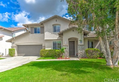 Chino Hills Single Family Home For Sale: 5385 Buckeye Court