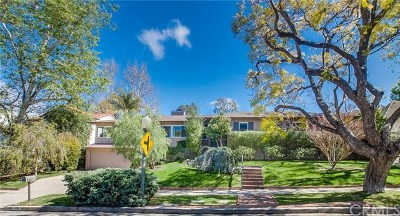 Santa Monica Single Family Home For Sale: 680 San Lorenzo Street