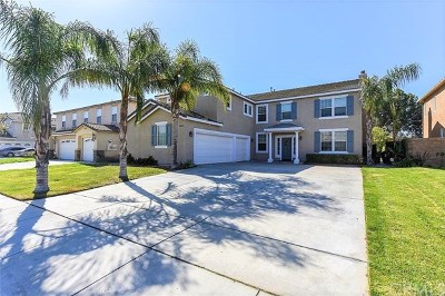 Eastvale Single Family Home For Sale: 12533 Mississippi Drive