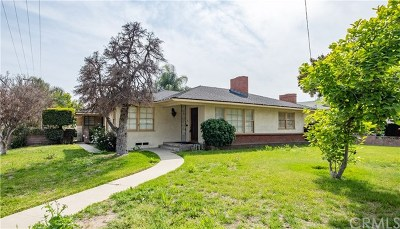 Chino Single Family Home For Sale: 4685 Walnut Avenue