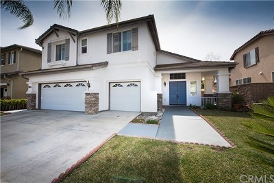 Chino Hills Single Family Home For Sale: 16300 Davinci Drive