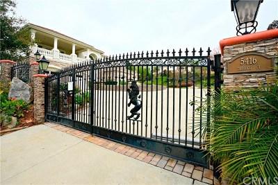 Rancho Cucamonga Single Family Home For Sale: 5416 Trabuco Court