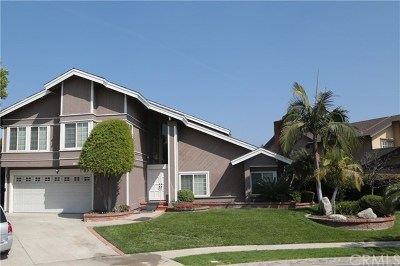 Placentia Single Family Home For Sale: 405 Eve Circle