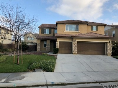 Eastvale Single Family Home For Sale: 14514 Bison Court