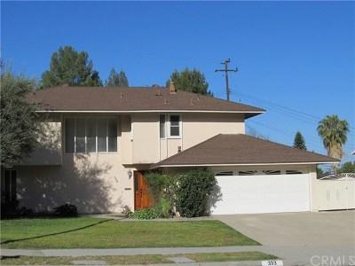Single Family Home For Sale: 333 Ballena Drive