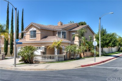 Rowland Heights Single Family Home For Sale: 18857 Whitney Place