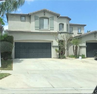 Corona Single Family Home For Sale: 3186 Via Mazatlan