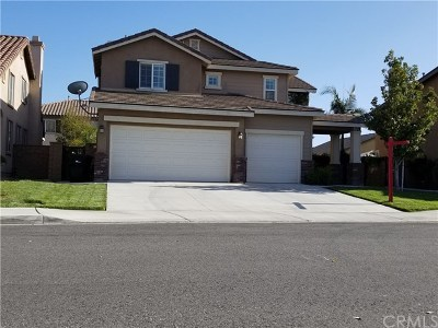 Eastvale Single Family Home For Sale: 12485 Trinity Drive