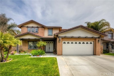 Chino Hills Single Family Home For Sale: 15957 Avenal Court