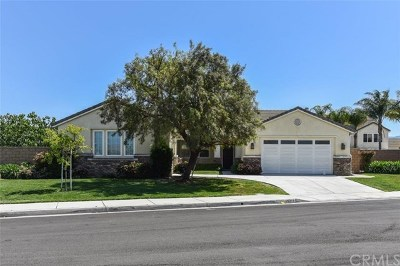 Eastvale Single Family Home For Sale: 14161 Sugarcreek Circle