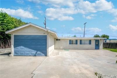 La Puente Single Family Home For Sale: 310 S Backton Avenue