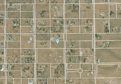 Apple Valley Residential Lots & Land For Sale: Yucca