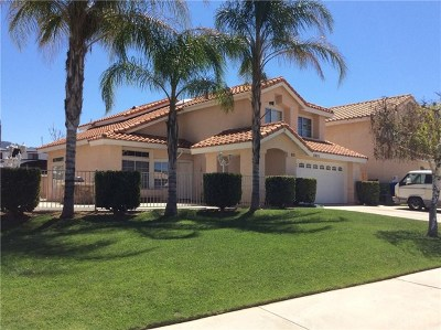 Yucaipa Single Family Home For Sale: 10809 Sunnyside Drive