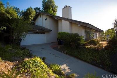 Walnut Single Family Home For Sale: 20430 Starshine Road