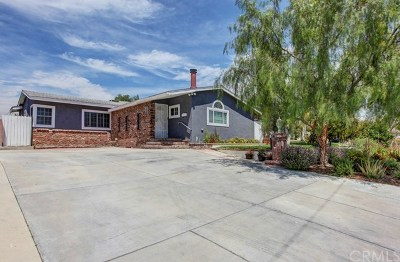 San Dimas Single Family Home For Sale: 545 N Billow Drive