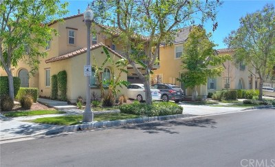 Chino Single Family Home For Sale: 8065 Holland Park Street