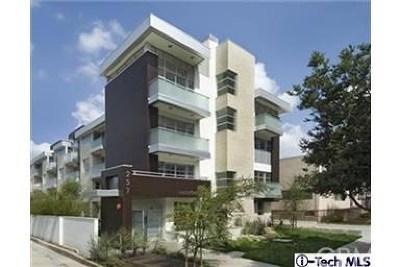 Pasadena Condo/Townhouse For Sale: 257 S Hudson Avenue #104