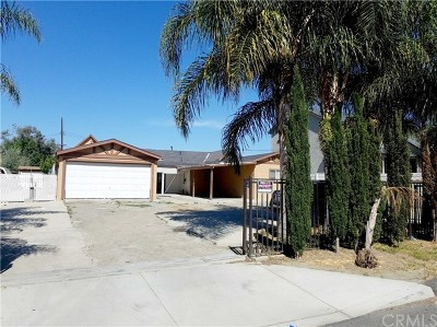 Chino Multi Family Home For Sale: 11814 Ramona Avenue
