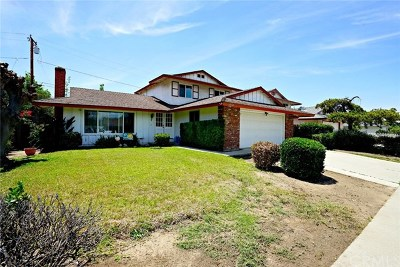 Rowland Heights Single Family Home For Sale: 19134 Aldora Drive