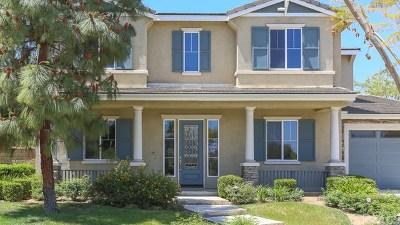 Corona Single Family Home For Sale: 22357 Rosecroft Circle