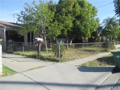 Baldwin Park Multi Family Home For Sale: 3519 Maine Avenue