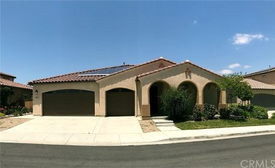 Lake Elsinore CA Single Family Home For Sale: $479,000