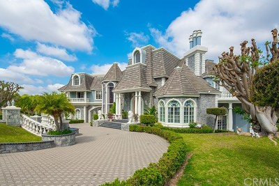 Diamond Bar CA Single Family Home For Sale: $5,280,000