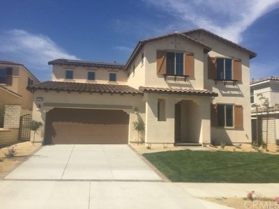Eastvale Single Family Home For Sale: 13358 Los Robles Ct