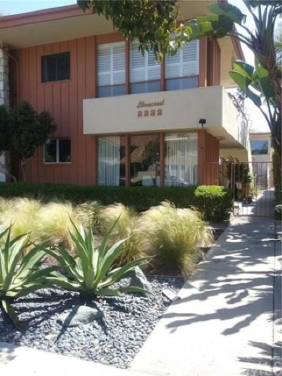 Long Beach Condo/Townhouse For Sale: 2222 E 2nd Street #9