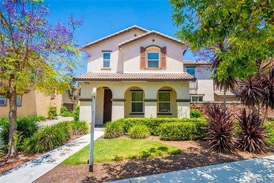 Chino Condo/Townhouse For Sale: 7970 Meridian Street