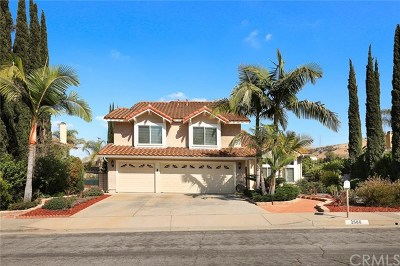 Rowland Heights Single Family Home For Sale: 2686 Pocatello Avenue
