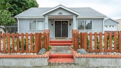 Pasadena Single Family Home For Sale: 841 E Mountain Street