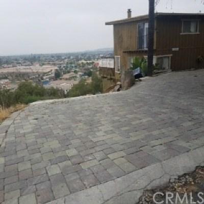 Santa Ana Single Family Home For Sale: 12221 Circula Panorama