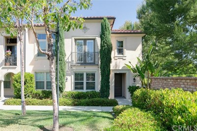 Irvine Condo/Townhouse For Sale: 87 City Stroll
