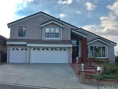 Diamond Bar CA Single Family Home For Sale: $1,198,000