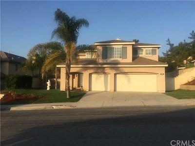 Rowland Heights Single Family Home For Sale: 2968 Blakeman Avenue