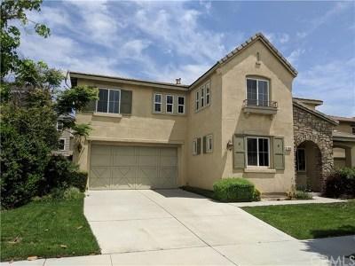 Chino Single Family Home For Sale: 7918 Garden Park Street